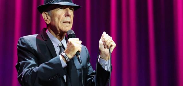 Leonard Cohen Performs At O2 Arena